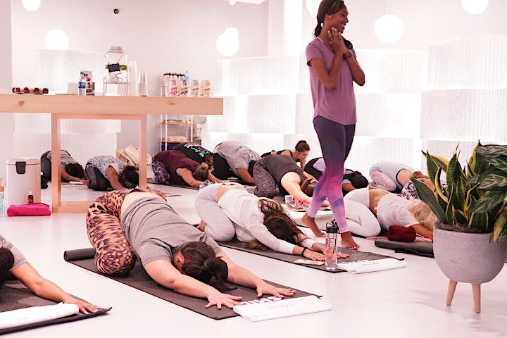 Zennia Yoga & Meditation Session with AOE image