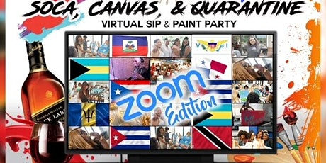 SOCA, CANVAS, & QUARANTINE tickets