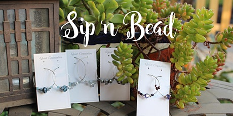 Sip n' Bead at Wine Social tickets
