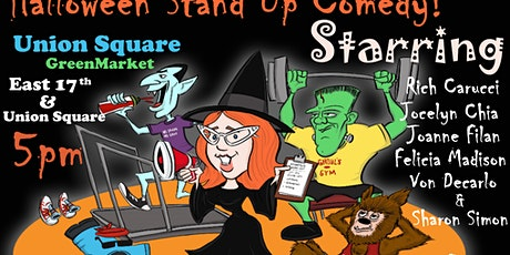 West Side Comedy Club Presents: Halloween Comedy Show! tickets
