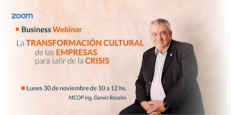 La transformación cultural de las empresas para sa entradas