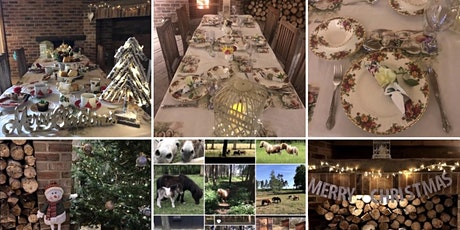 Summer Barn - Private Hire -  Xmas Dining by Fairylight!  - Dec 20 tickets