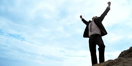 Negocios de sucesso empresarial ingressos