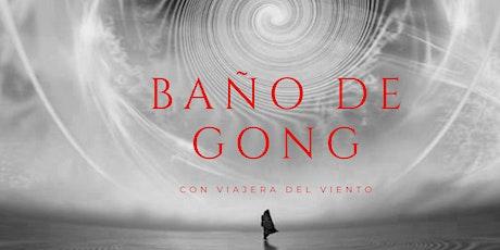 Baño de Gong Meditativo tickets