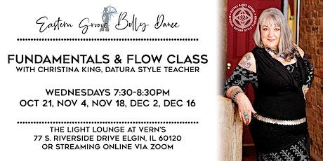 Belly Dance Fundamentals & Flow tickets