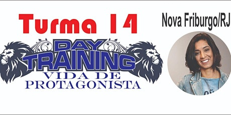 Day Training - Vida de Protagonista - Turma 14 ingressos