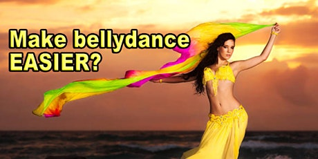 Free Bellydance Fitness in Studio - Before Lockdown tickets