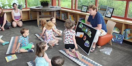 Preschool Story Time at the Grange Insurance Audubon Center tickets