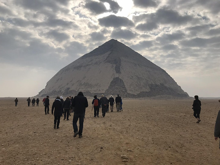 The Pyramids of Egypt: Meaning, Making & Metaphor - 6 Week Course image