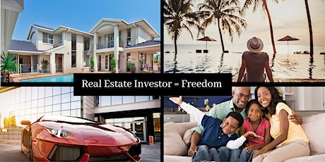 Real Estate Investing - Washington DC tickets