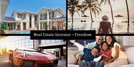 Real Estate Investing (Wholesale, Fix_Flip, Buy_Hold) - Dallas tickets