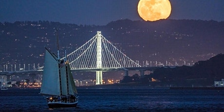 Full Moon Sail on San Francisco Bay - Thanksgiving Weekend tickets