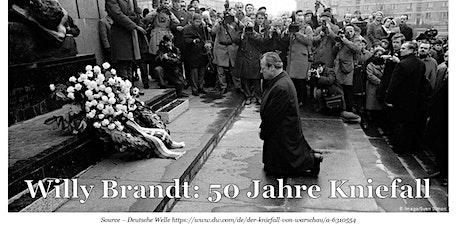 Willy Brandt: 50 Jahre Kniefall tickets