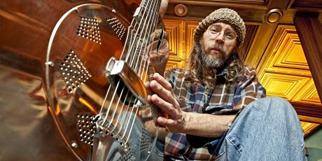 Charlie Parr Intimate Indoor Concert Series at Cedar Lounge/Earth Rider tickets