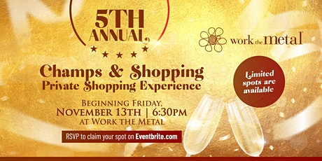 Champs & Shopping Private Shopping Event tickets