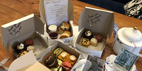 Take out Afternoon Tea tickets