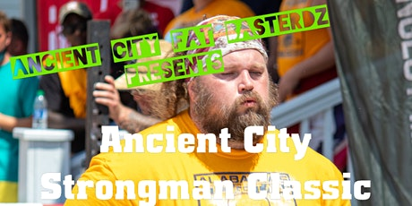 1st Annual Ancient City Strongman Classic tickets