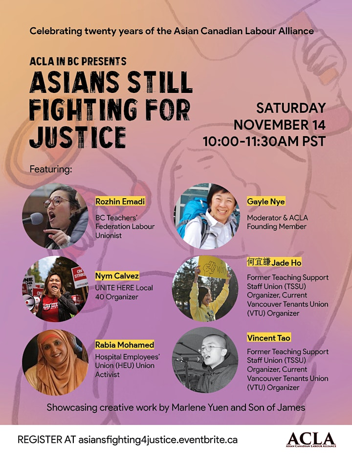 Asians Still Fighting for Justice image