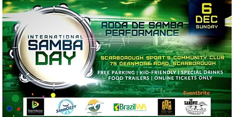 International SAMBA DAY tickets