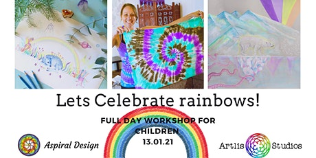 Celebrate rainbows! - A full day of rainbow activities and craft. tickets