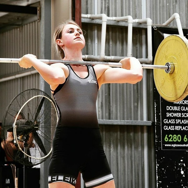 Weightlifting ACT State Championships image