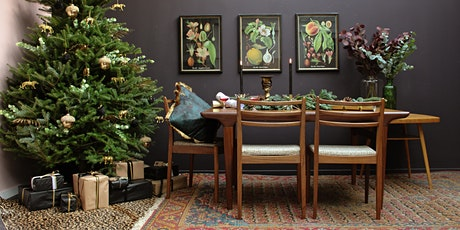 Oriana B. Christmas Pop Up - Eclectic Interiors and Christmas Gifts tickets