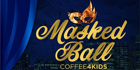 Coffee4Kids 2021 Charity Ball tickets