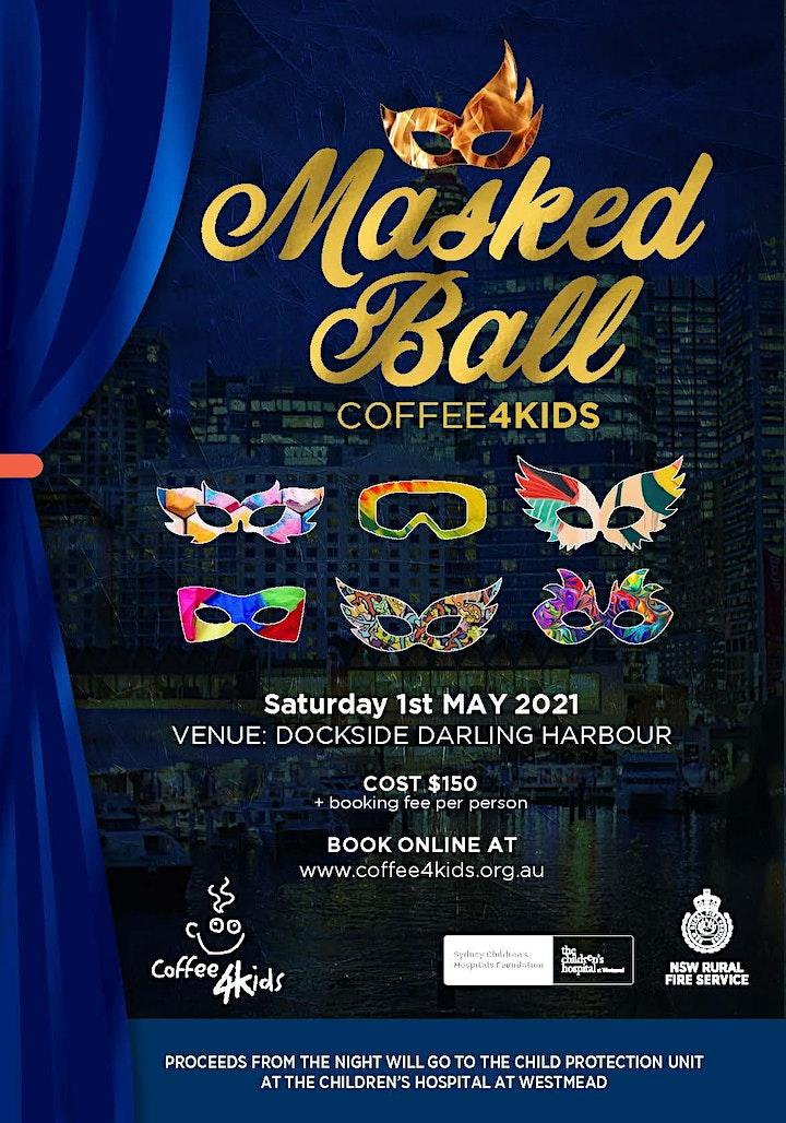 Coffee4Kids 2021 Charity Ball image