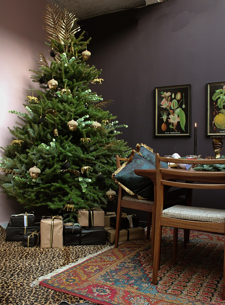 Oriana B. Christmas Pop Up - Eclectic Interiors and Christmas Gifts image
