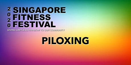 SG FITNESS FESTIVAL (IN-PERSON) - SENGKANG: PILOXING