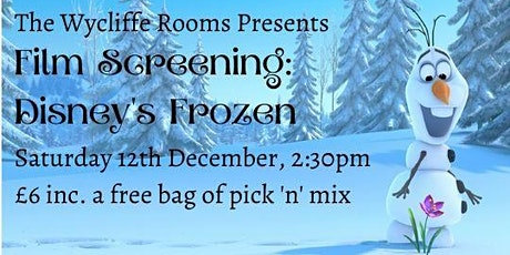 Film Screening Disney's Frozen tickets