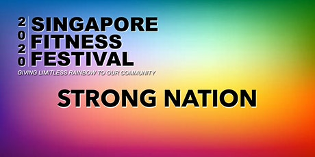 SG FITNESS FESTIVAL (IN-PERSON) - BISHAN: STRONG NATION