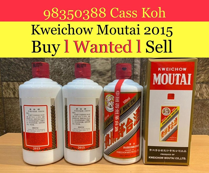 Kweichow Moutai l 98350388 Cass Koh l Kweichow Flying Fairy Moutai l  image