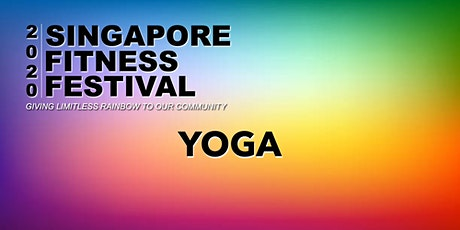 SG FITNESS FESTIVAL (IN-PERSON) - HOUGANG: YOGA