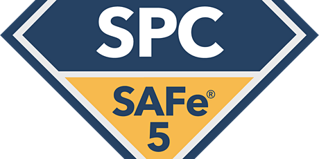 Remote Learning -Implementing SAFe® 5  SPC Certification- CET tickets