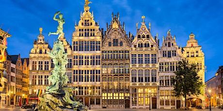 Raad van Afgevaardigden & Galabal - Antwerpen tickets