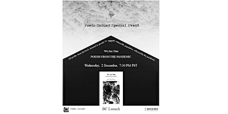 Poets Corner Reading Series—Special Event tickets