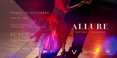 Allure - Dating & Dancing tickets