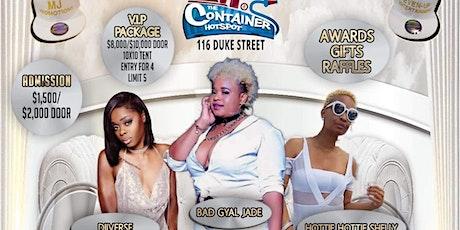 Sagittarius Ball Jamaica Bad Gyal Jade Live In Concert tickets