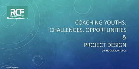 Coaching Youths: Challenges, Opportunities & Project Design tickets