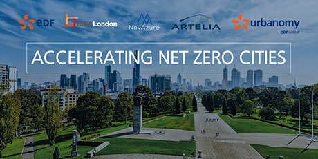 Accelerating Net Zero Cities tickets