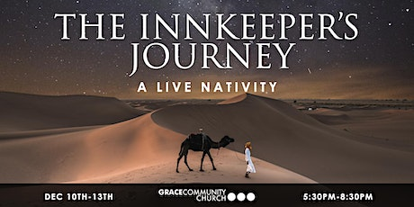 The Innkeeper's Journey: A Live Nativity tickets
