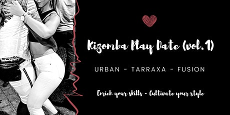 Kizomba Play date (vol 1) tickets