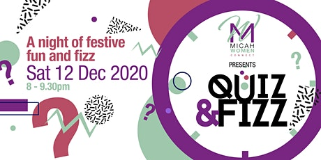 Quiz & Fizz tickets
