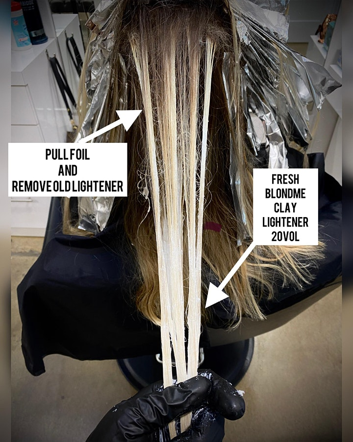 Blonde Transformation LOOK AND LEARN image