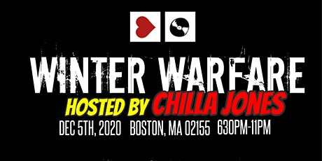 Thankful Records Presents: Winter Warfare tickets