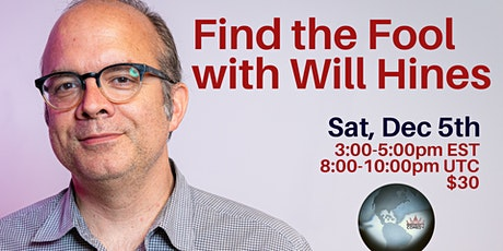 Find the Fool with Will Hines tickets