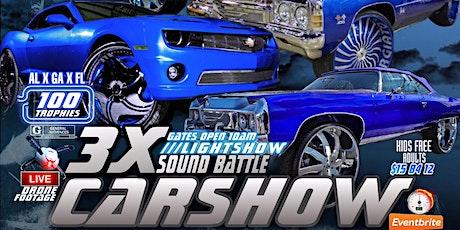 BIRTHDAYBASH MMXX CARSHOW & 3X DB DRAG AUDIO COMPETITION!PARK'N LOT MOVIE! tickets