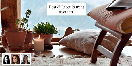 Rest & Reset Day Retreat (virtual) tickets