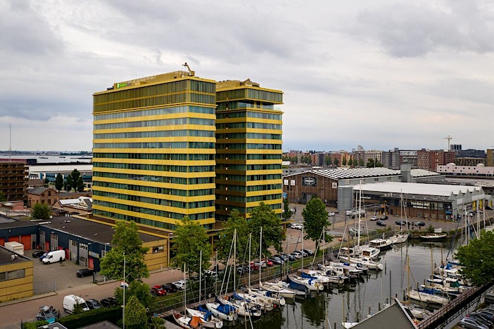 Afbeelding van Vergaderbijeenkomst  in Holiday Inn Express Amsterdam-North Riverside